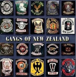 New Zealand's gangs