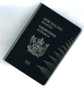 A NZ passport can be a route out