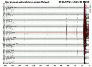 Big Quake near Seddon