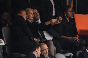 Obama three way