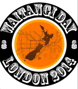 waitangi day london 2014