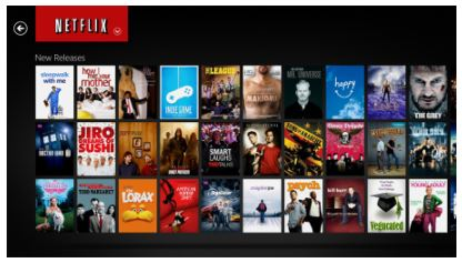 Netflix content coming to NZ in 2015