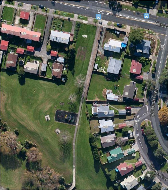 playground at Maybury reserve
