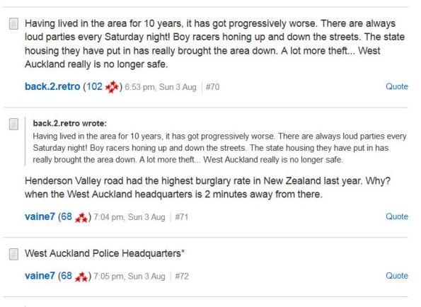 West Auckland  New Zealand's Unsafe Streets   E2NZ org