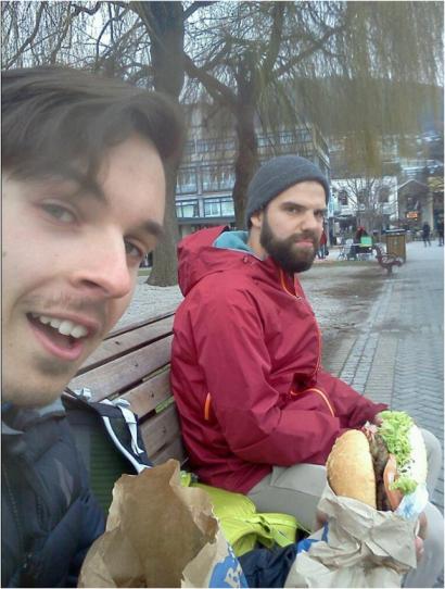 Etienne Lemieux & Louis-Vincent Lessard in Queenstown