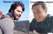 Etienne Lemieux & Louis-Vincent Lessard