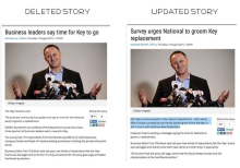 manipulation of the press in nz