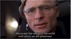The Truman show subtext was a commentary about Kiwi life