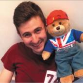 James from Warwick University was an exhange student at Monash, Australia
