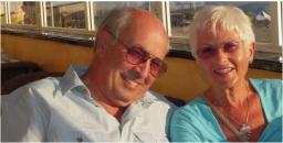 Nigel and Cynthia Charlton