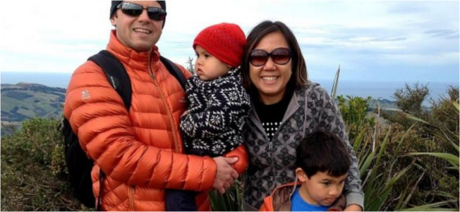 singaropean family