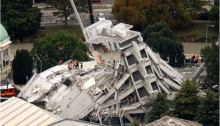 Christchurch, broken in more ways than one