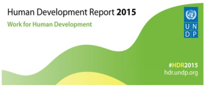 UN Human Development Report 2015