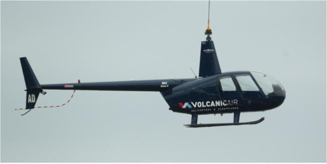 Volcanic Air Safaris