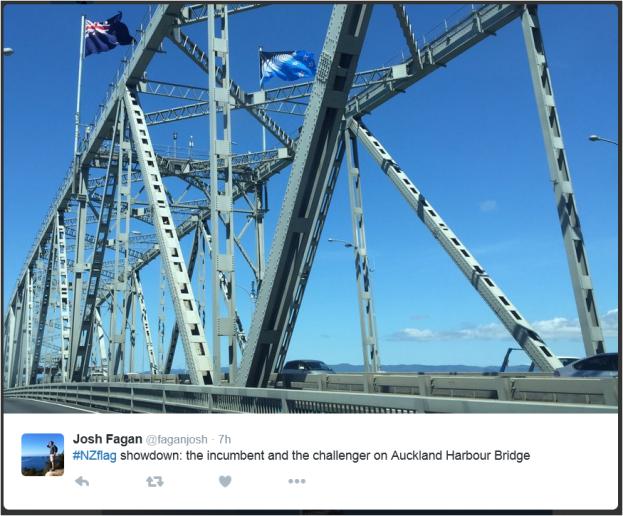 Harbour Bridge Flag