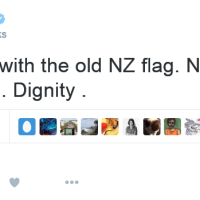 Sam Neill Favours Keeping the Current NZ Flag, not the #Teatowel