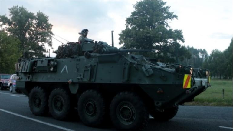 tank kawerau seige