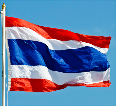 Thai flag-attacks on thais in New Zealand