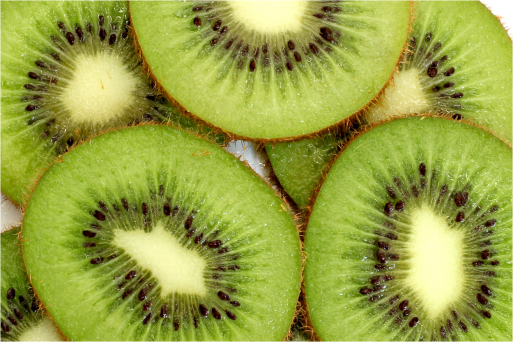 kiwifruit antibiotics