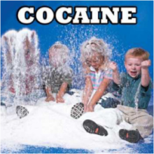 cocaine party in NZ school