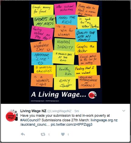 living wage nz