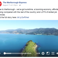 They Didn't Drink the Kool-Aid. Kiwis Call out Marlborough Express 'Feel Good' Ad